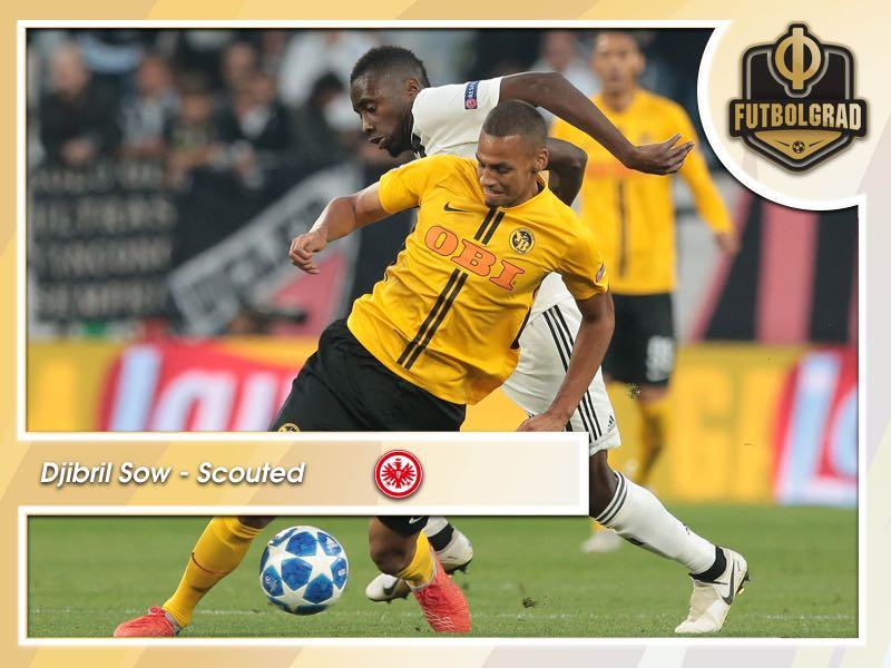 Djibril Sow – Eintracht Frankfurt find their playmaker