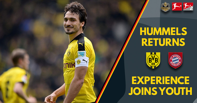 Mats Hummels rejoins Dortmund as Watzke adds experience to youth