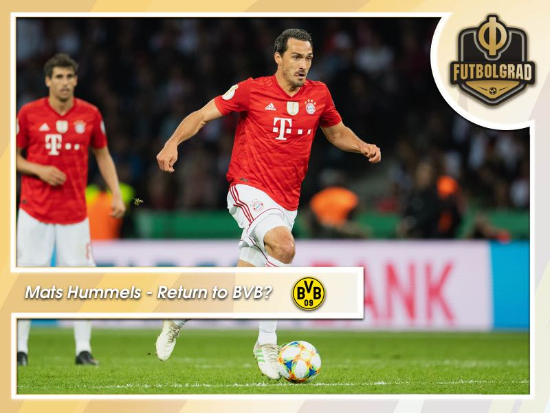 Mats Hummels – A somewhat unexpected return to BVB?