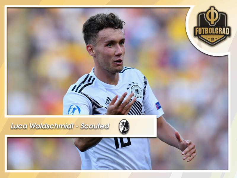 Luca Waldschmidt – Germany's U21 Star Scouted