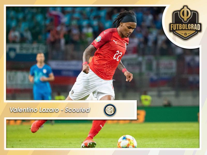 Valentino Lazaro – What can the Austrian add to Inter Milan?