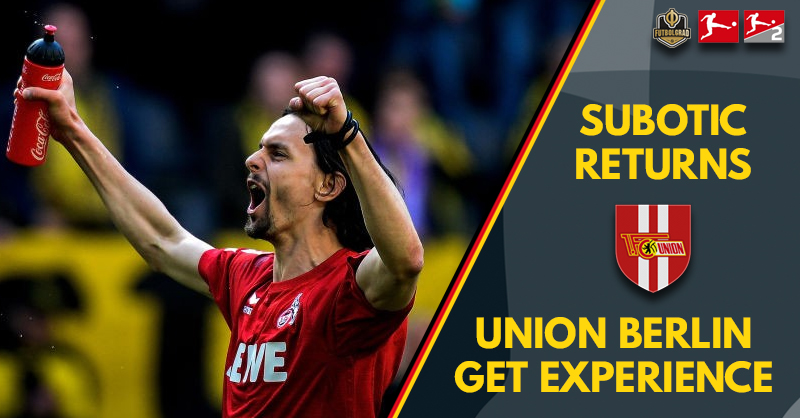 Union Berlin mean business – Bundesliga debutants snap up Neven Subotic