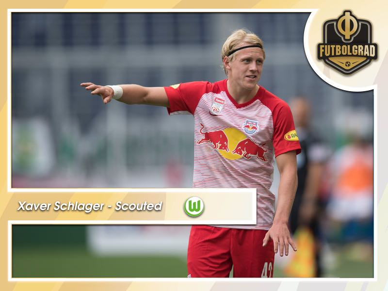 Xaver Schlager – Horsepower for Wolfsburg