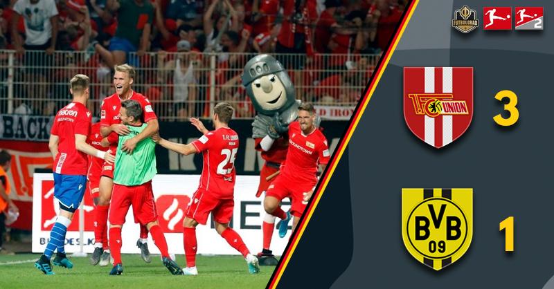 Capital gains – Union shock Dortmund in Berlin