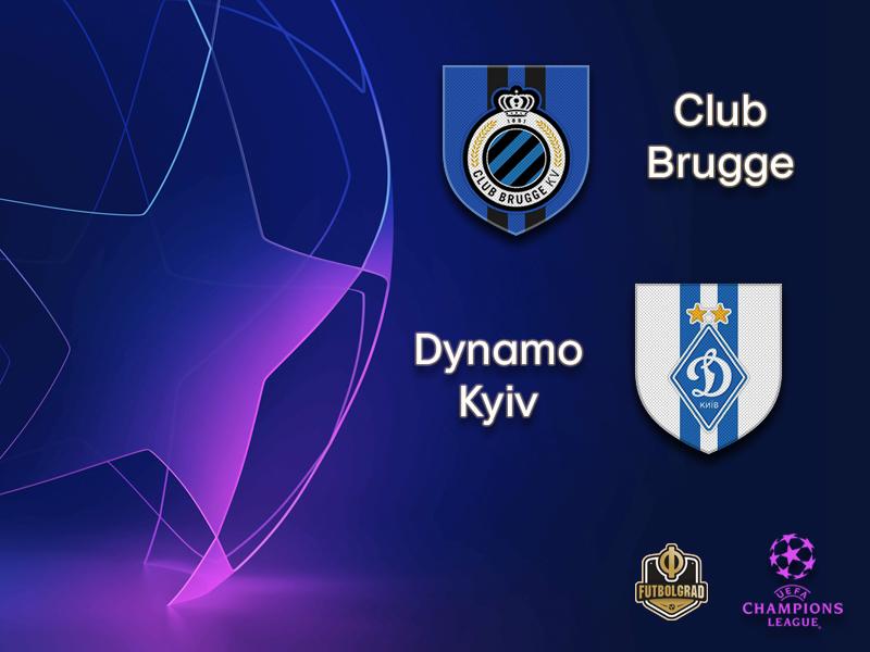 Brugge vs Dynamo Kyiv – Champions League – Preview