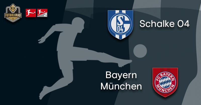 Weston McKennie's Schalke hosts giants Bayern Munich