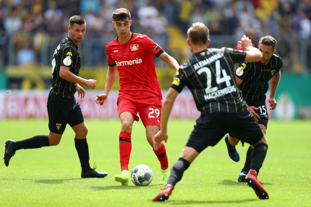 Kai Havertz - Leverkusen