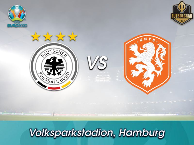 Germany and the Netherlands renew rivalry in Hamburg