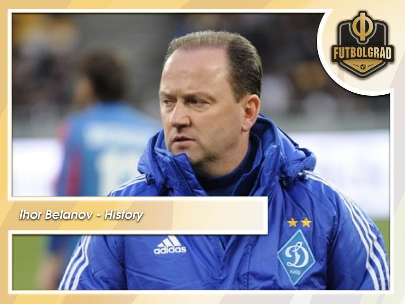 Igor Belanov: A difficult life after Dynamo Kyiv