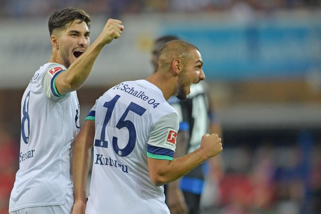 Serdar Paderborn vs Schalke