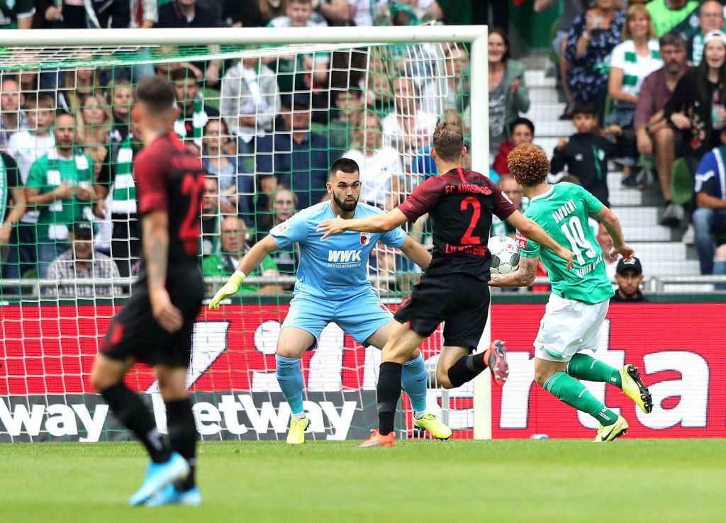 Werder Bremen vs Augsburg - Josh Sargent