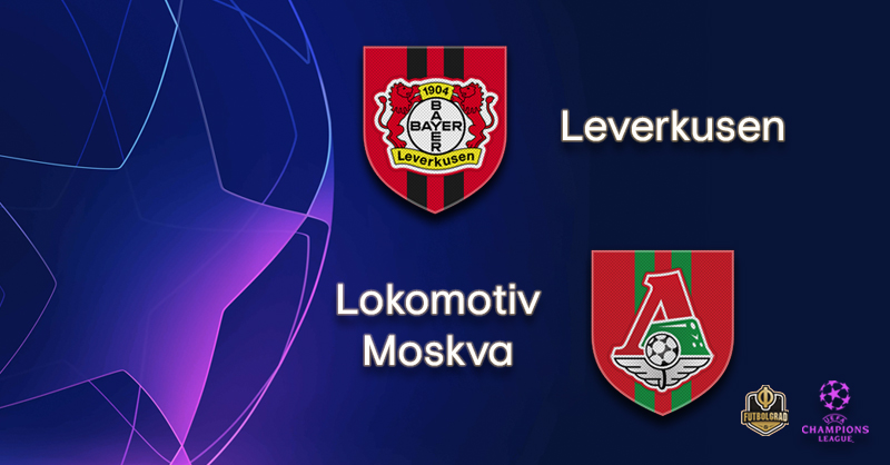 After crushing defeat to Dortmund, Bayer Leverkusen host Lokomotiv Moscow