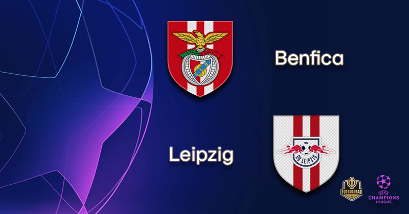 Benfica wants to end German nightmare against RB Leipzig