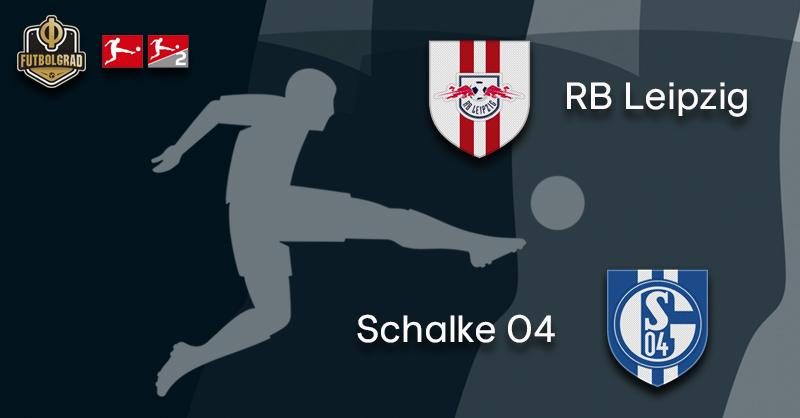 RB Leipzig want to underline title credentials against Schalke