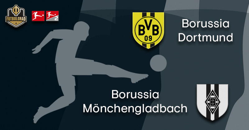 Dortmund host Gladbach in the latest duel of the Borussias