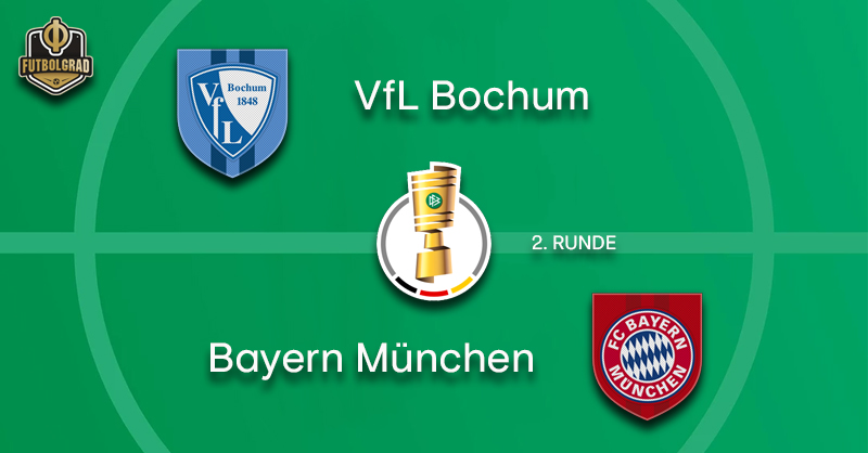 Bayern's Leon Goretzka returns home to face former side VfL Bochum