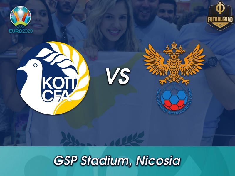 Cyprus vs Russia – Euro 2020 Qualifiers – Preview