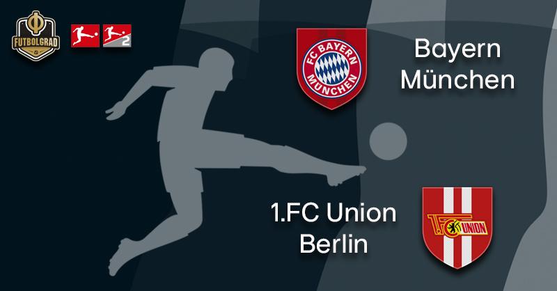 Union Berlin want to stop Bayern Munich's record setter Robert Lewandowski