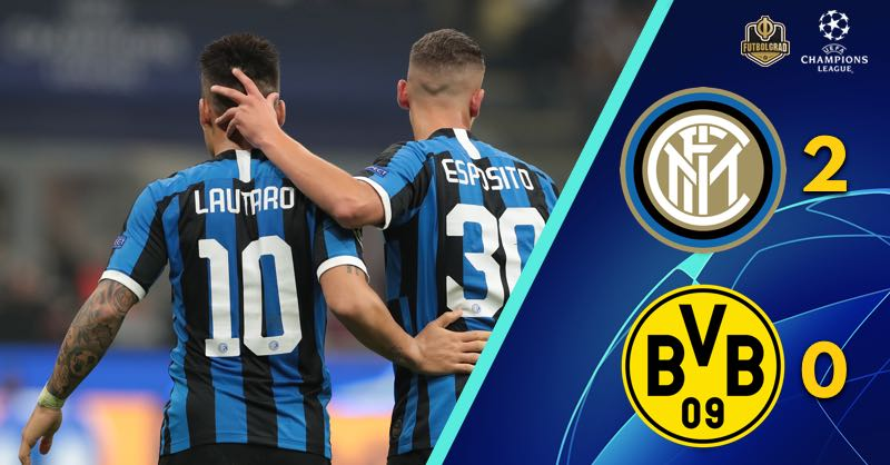 Pressure on Favre mounting, Dortmund lose 2-0 to Inter Milan
