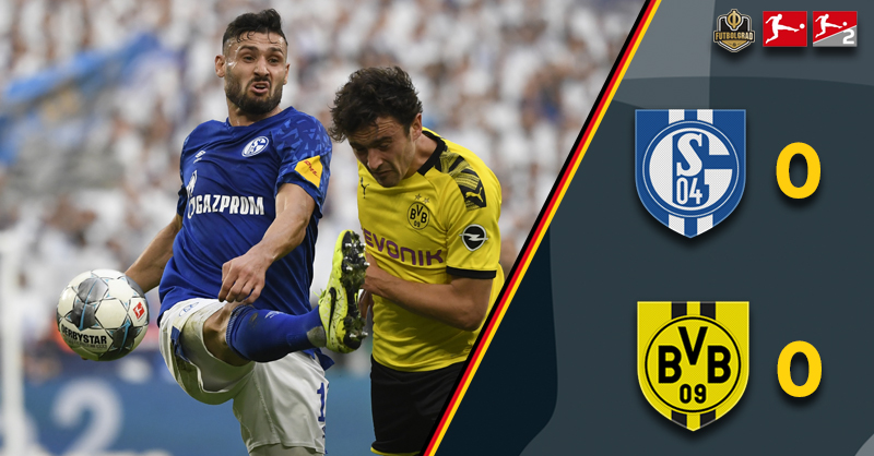 Stalemate in Gelsenkirchen – Salif Sané and Jonjoe Kenny shine as Schalke and Dortmund draw