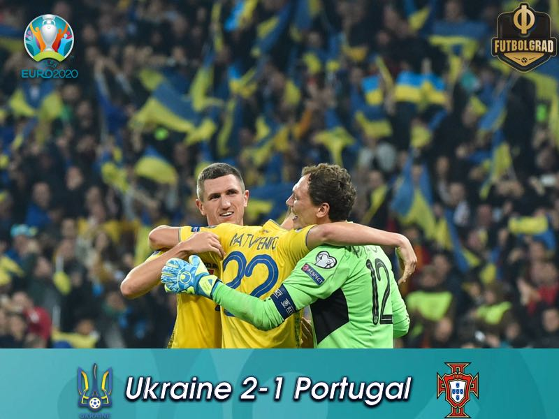 Ukraine v Portugal – Euro 2020 Qualifiers – Three Thoughts