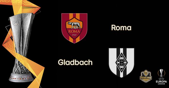 Roma host Bundesliga leaders Borussia Mönchengladbach