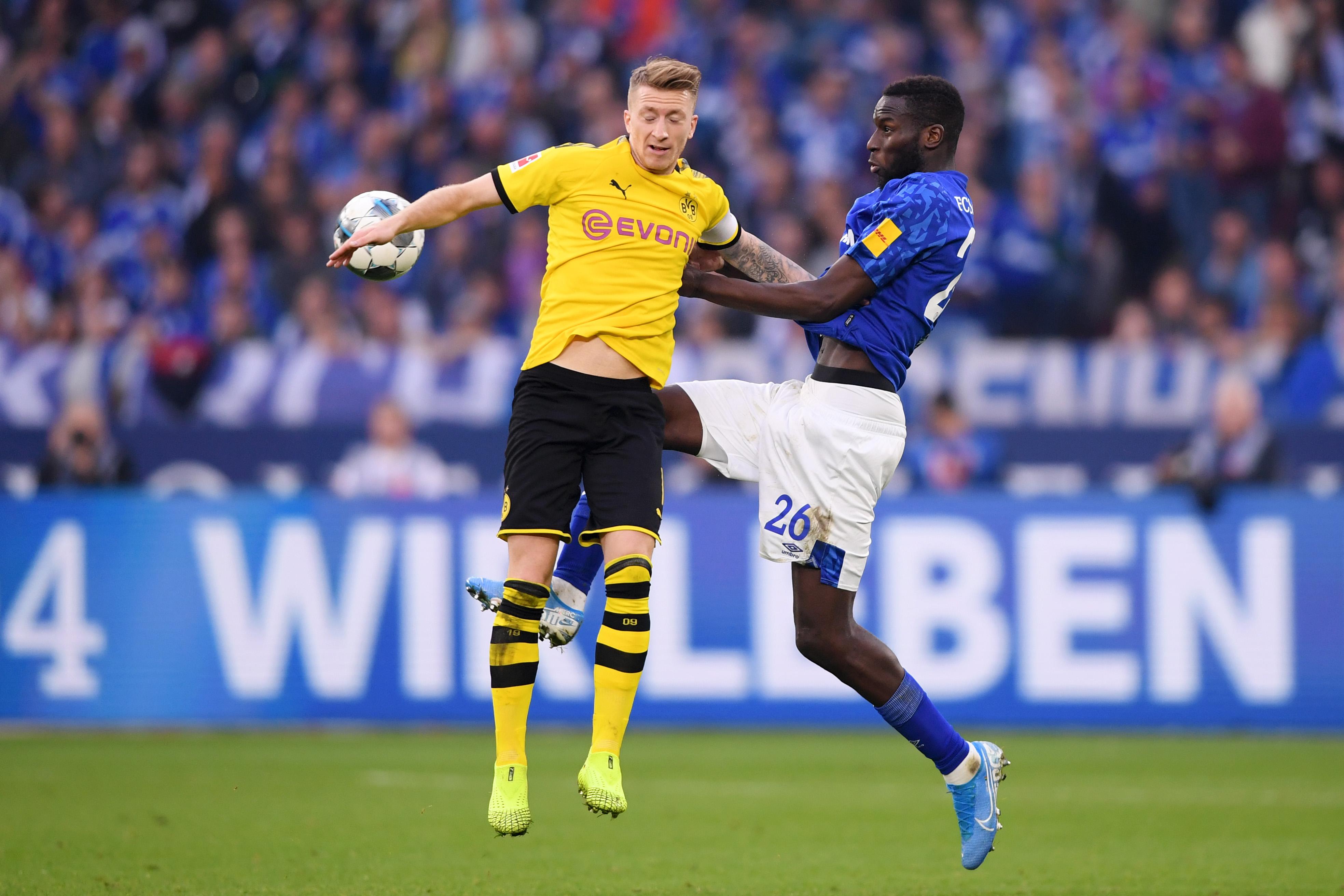 Schalke 04 vs Borussia Dortmund