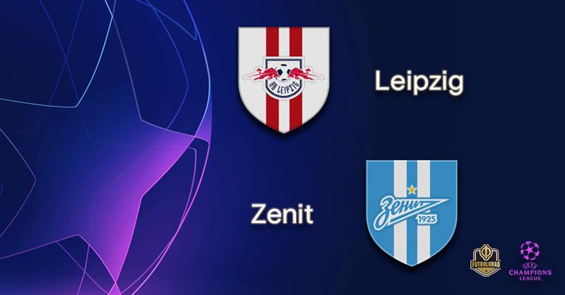Timo Werner's Leipzig host Artem Dzyuba's Zenit St. Petersburg