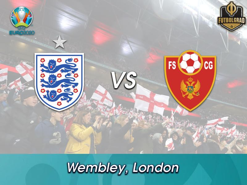 England vs Montenegro – Euro 2020 Qualifiers – Preview