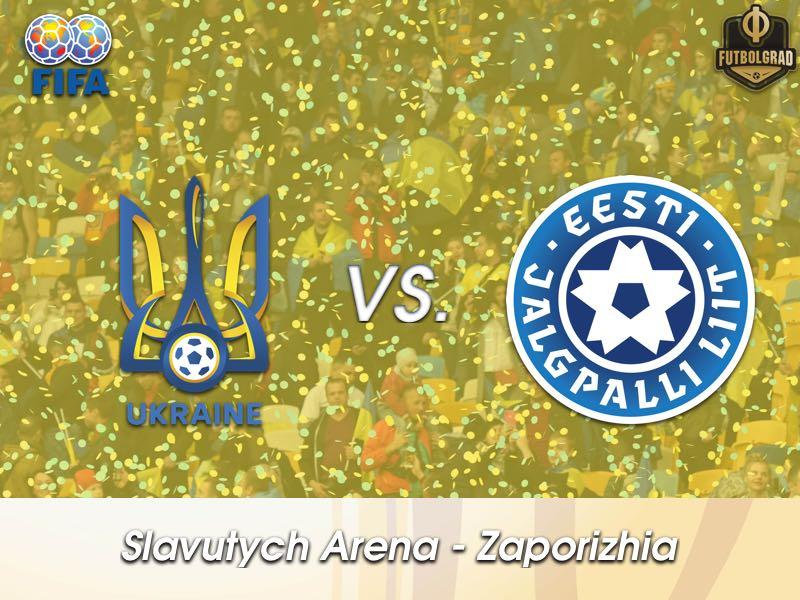 Ukraine vs Estonia – International Friendly – Preview