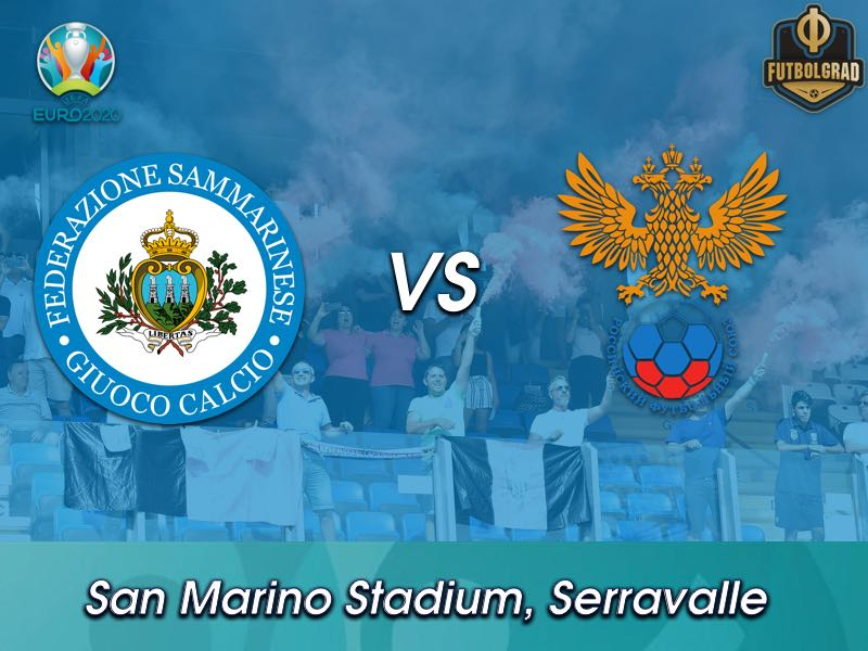 San Marino vs Russia – Euro 2020 Qualifiers – Preview