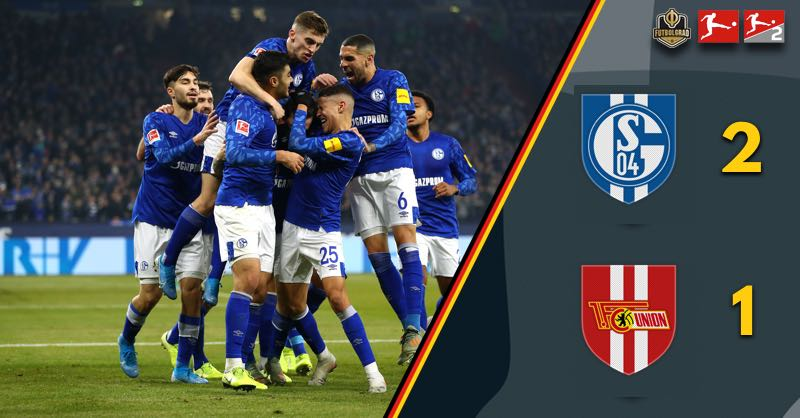 David Wagner revolution continues, Schalke head to the top after win over Union Berlin