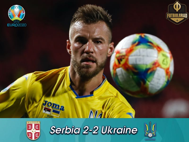 Serbia v Ukraine – Euro 2020 Qualifiers – Report