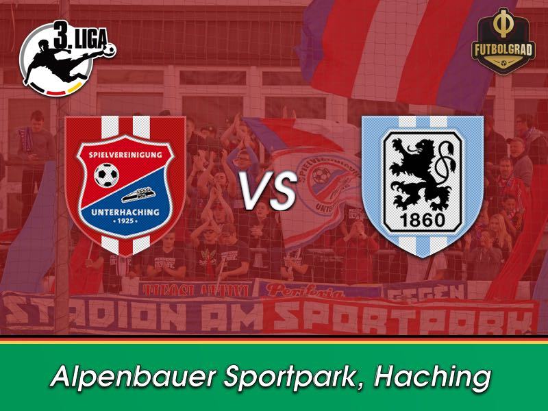Unterhaching host 1860 Munich in the latest instalment of the S-Bahn Derby