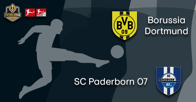 Against Paderborn, Borussia Dortmund want to bounce back from Bayern result