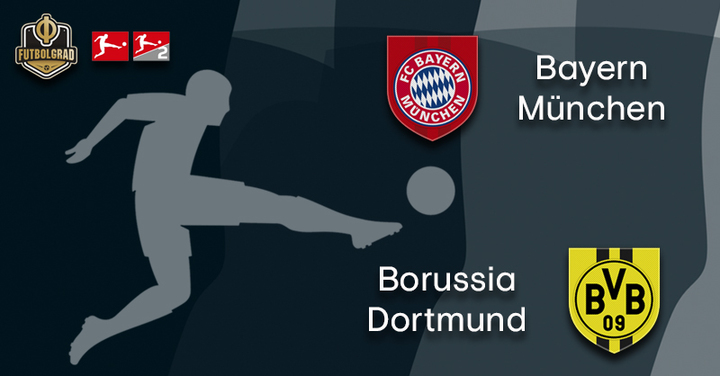 Der Klassiker: Hansi Flick and Bayern Munich want to control Borussia Dortmund's attack