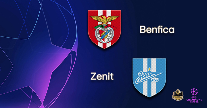 Benfica vs Zenit – Champions League – Preview