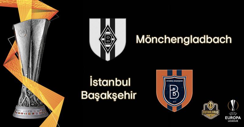Gladbach eye first place in Group J when they host Başakşehir