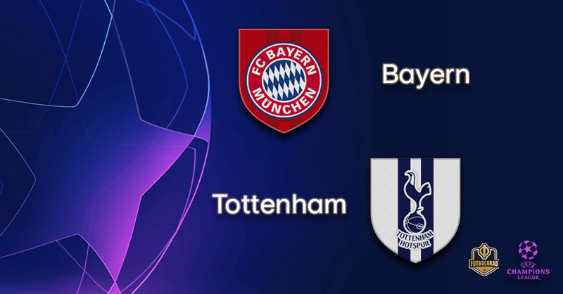 Tottenham want revenge for Bayern humiliation