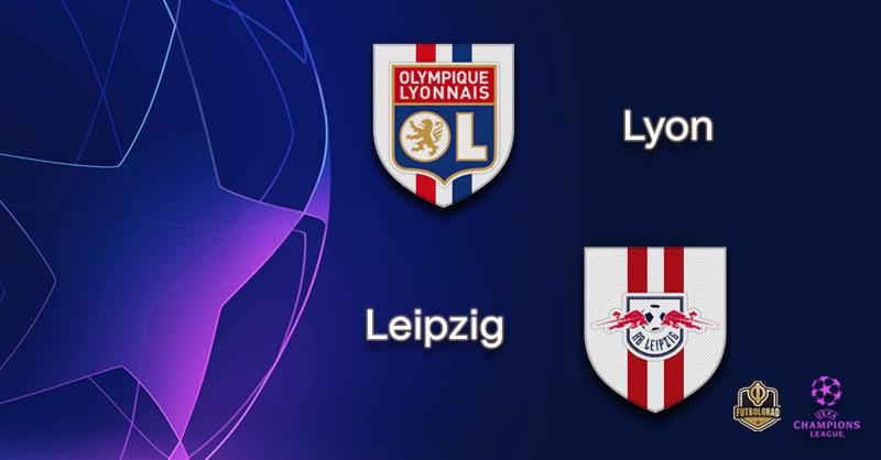Olympique Lyon host already qualified RB Leipzig