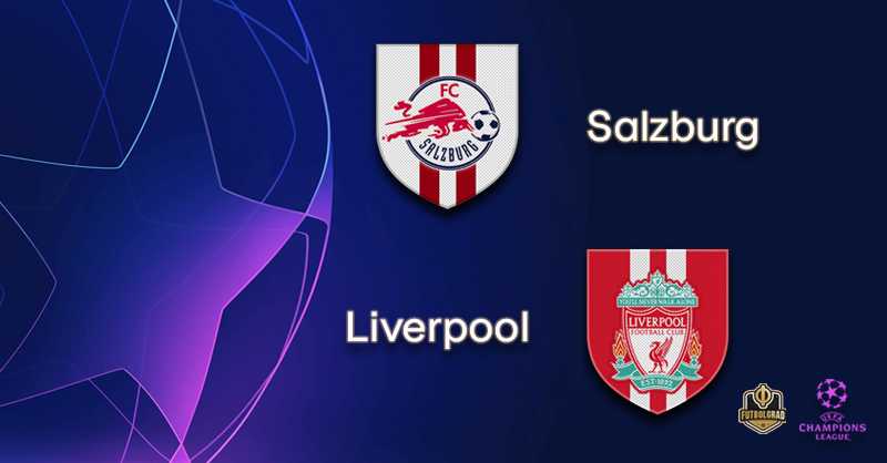 Erling Haaland leads Salzburg against Liverpool