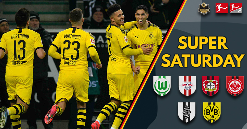 Saturday Outcomes: How The Bundesliga Title Race Took Shape On Matchday 25