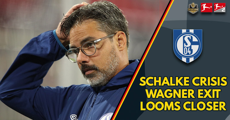 David Wagner on the edge – exit door looms large at Schalke