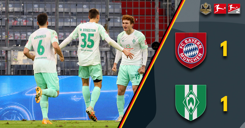 Manuel Neuer spares Bayern's blushes as Josh Sargent shines for Bremen