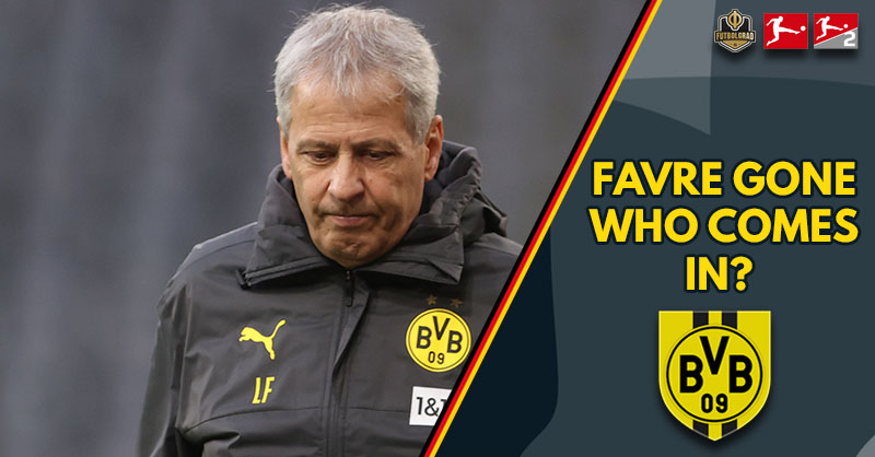 Lucien Favre sacked – but who next for Borussia Dortmund? Marco Rose and Jesse Marsch suitable candidates