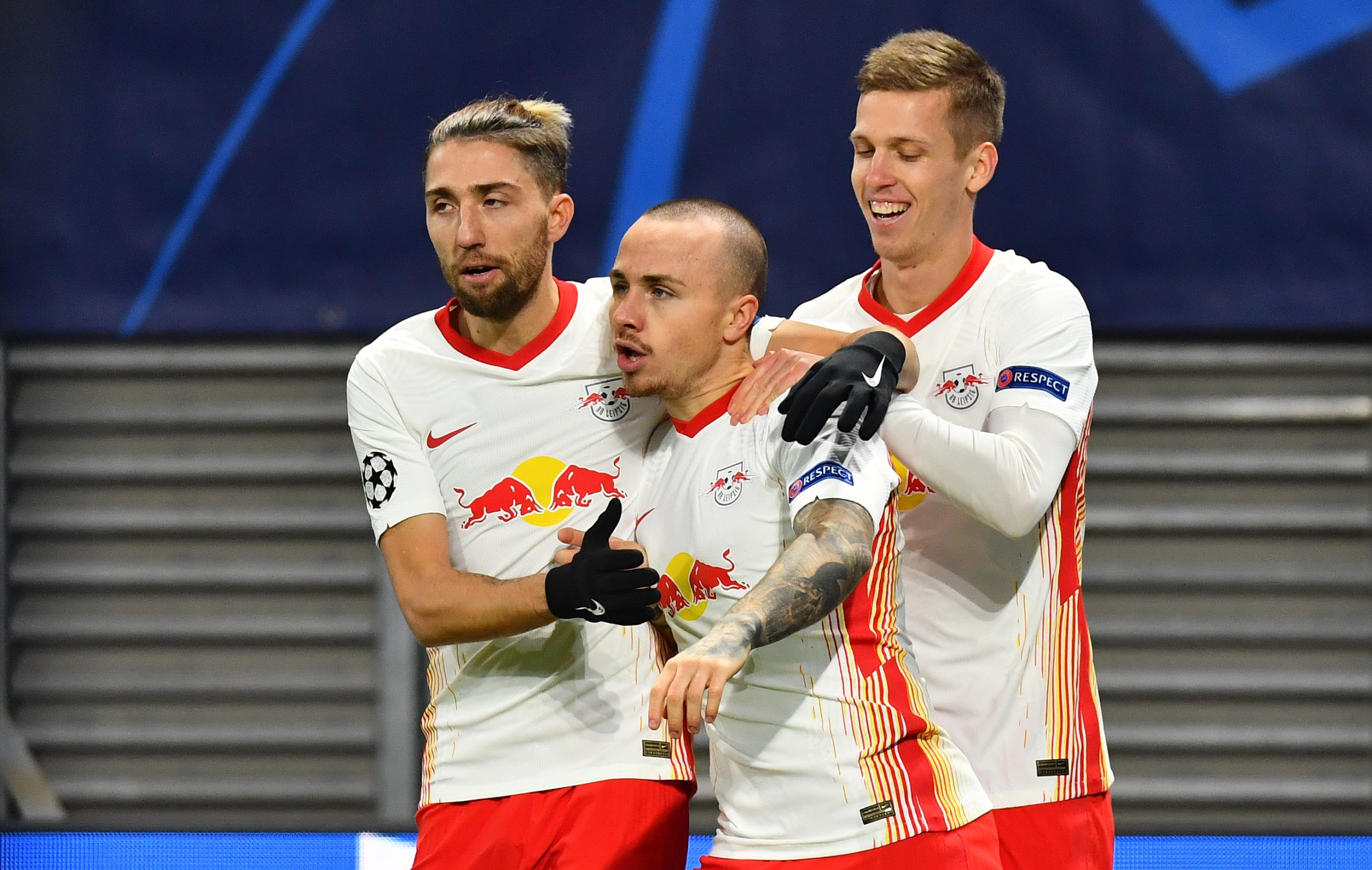 Angeliño - Leipzig vs Manchester United