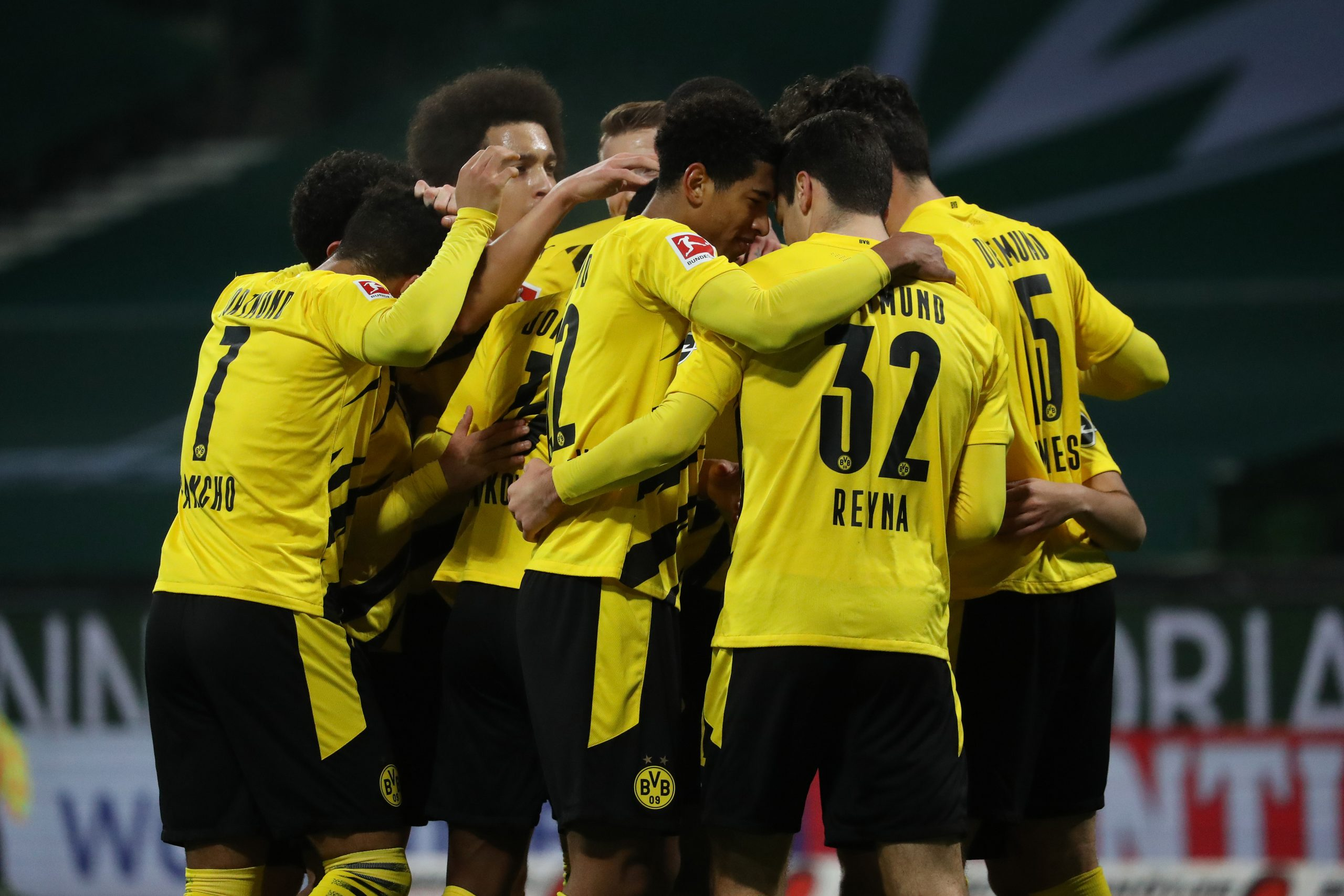 Werder Bremen vs Borussia Dortmund - A Terzic win