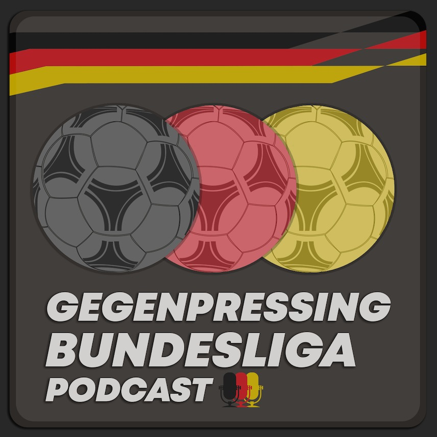 Gegenpressing – Bundesliga Podcast – Bayern champions and BVB in the top 4! Raul to Frankfurt?