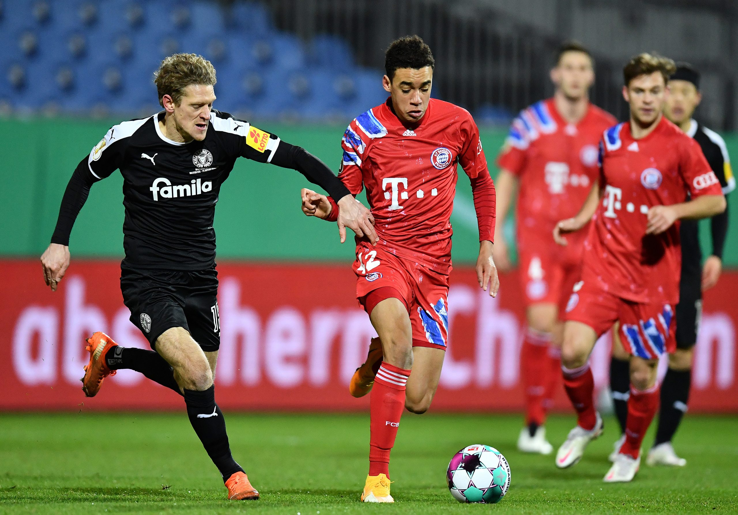 Jamal Musiala: Transfer Rumours Add To Bayern Munich's Problems